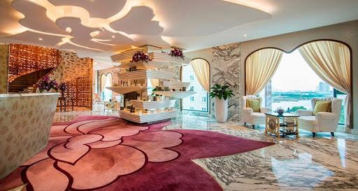 Thảm hành lang khách sạn cao cấp