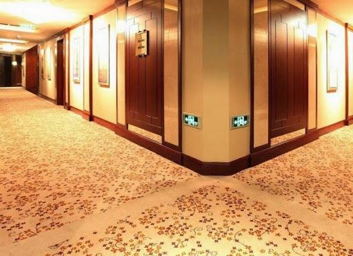 Thảm trải sàn khách sạn phòng ball room
